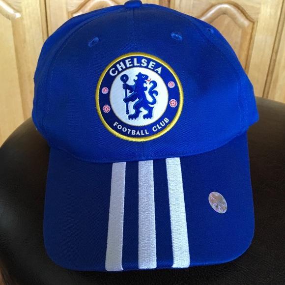 Adidas Chelsea Hat NWT 972ca0702e5